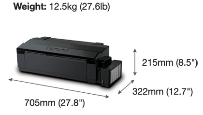 Wink Printer Solutions | Epson L1800
