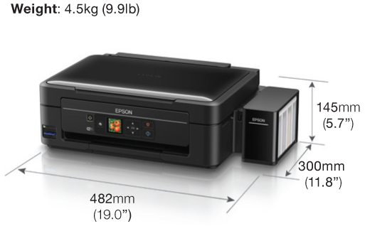 Wink Printer Solutions | Epson L455