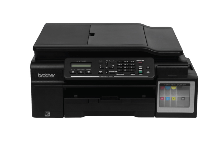 Wink Printer Solutions   Brother MFC-T800W
